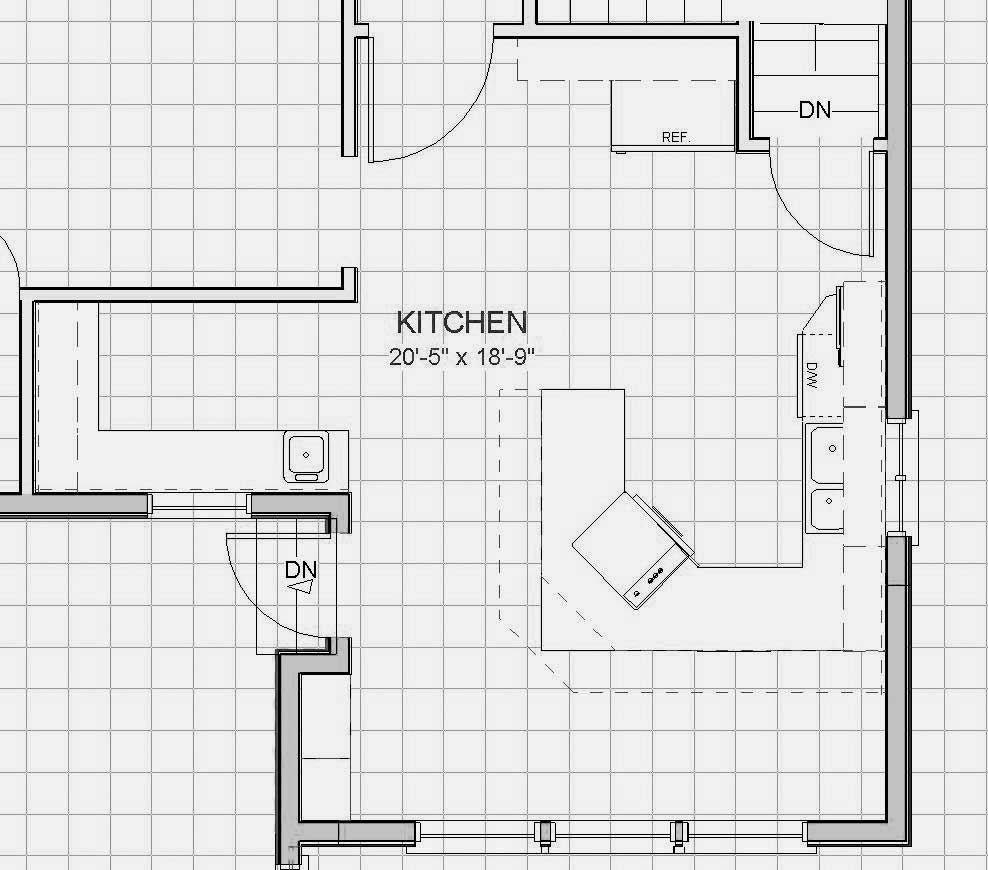 simple kitchen floor plans echelon floor plan unique simple plans